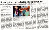 Ostfriesen-Zeitung Oktober 2011