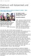 Nordwest-Zeitung Januar 2012 Varel II
