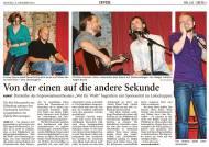 Jeversches Wochenblatt - 06.10.2014