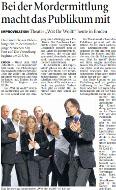Ostfriesenzeitung April 2011