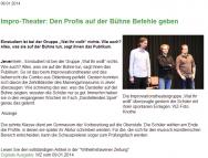Wilhelmshavener Zeitung (online) - 09.01.2014