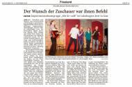 Wilhelmshavener Zeitung - 04.10.2014